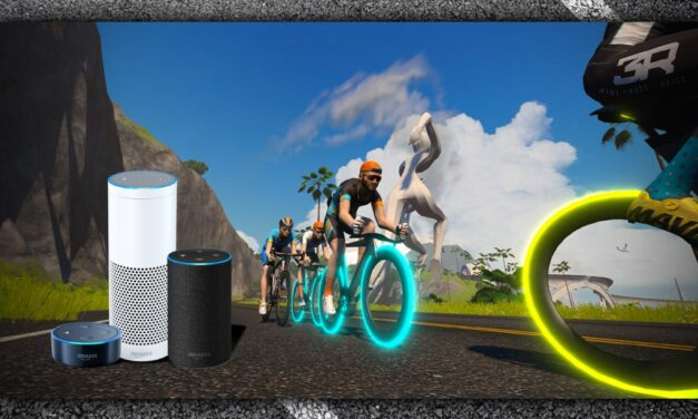 """Alexa, enable The Jarvis Tree"" for Zwift Events"