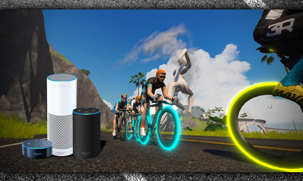 """""""Alexa, enable The Jarvis Tree"""" for Zwift Events"""