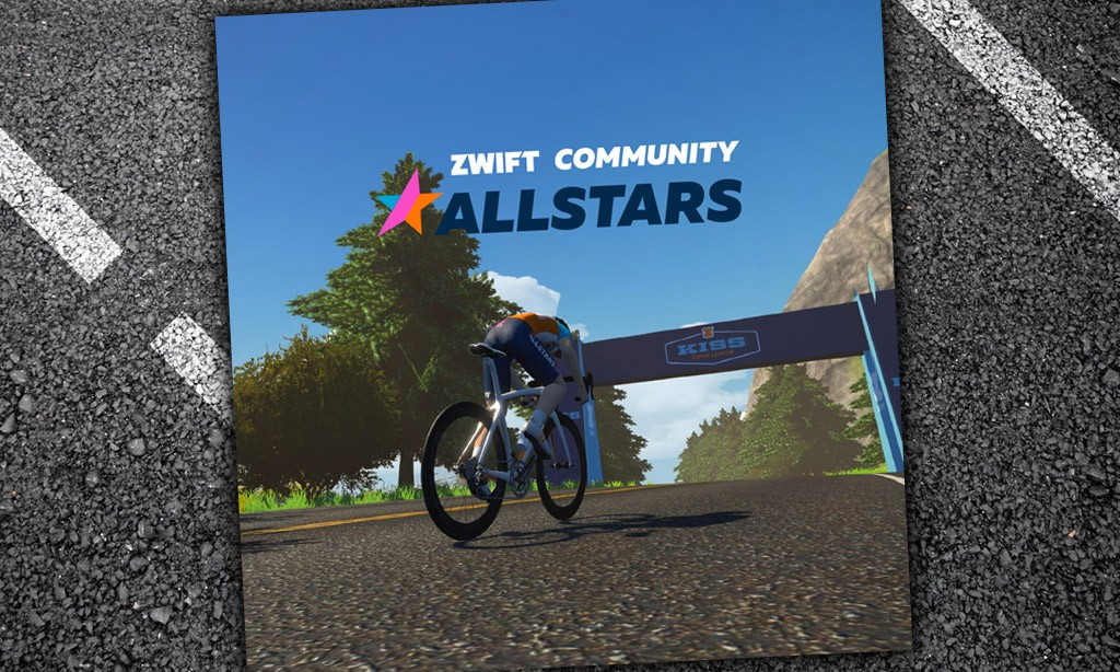 Zwift Community All-Stars Dream Team Announced