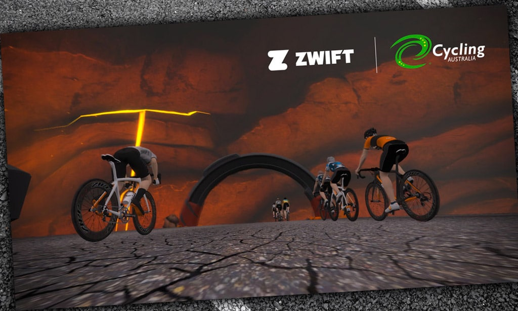 Cycling Australia Announces 2019 eRacing Criterium National Championship on Zwift