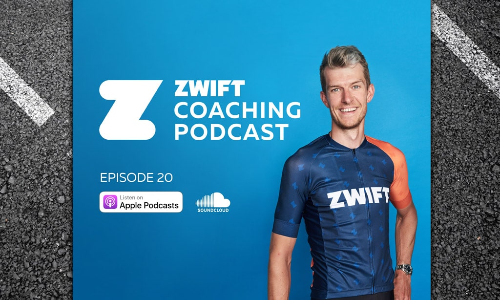 Zwift Coaching Podcast 20 – Sprinting