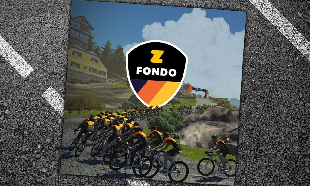 Zwift Fondo Series Continues this Weekend