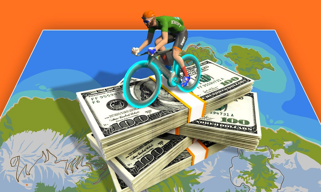 Zwift Secures Massive $120 Million Investment