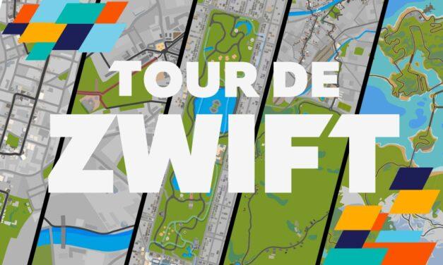 All About Tour de Zwift January 3-31