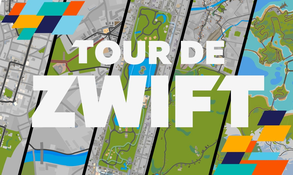 All About Tour de Zwift January 3-31