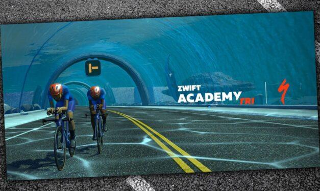 Zwift Academy Tri 2019 Announced