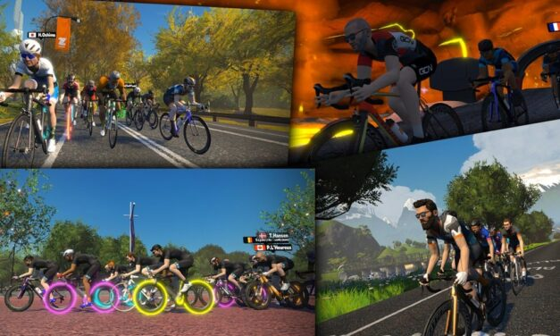 Zwift's 5 Most Popular Race Routes