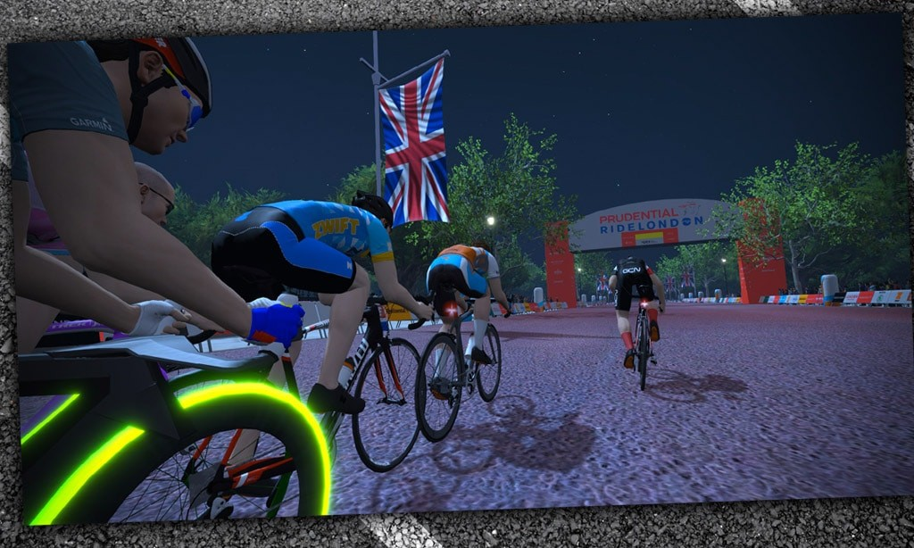 How Does Zwift Calculate Rider Speed?