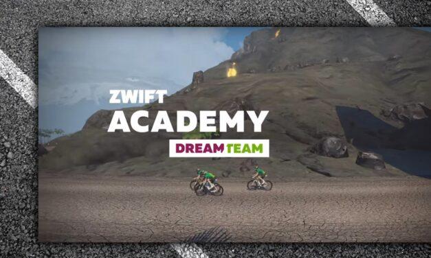 Zwift Academy Dream Team Added to KISS Super League