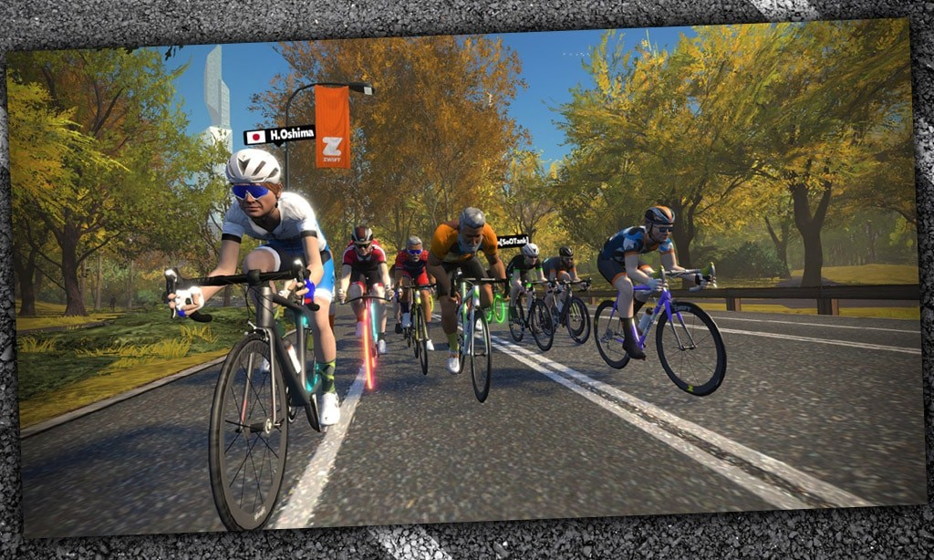 How Rider Height Affects Speed in Zwift