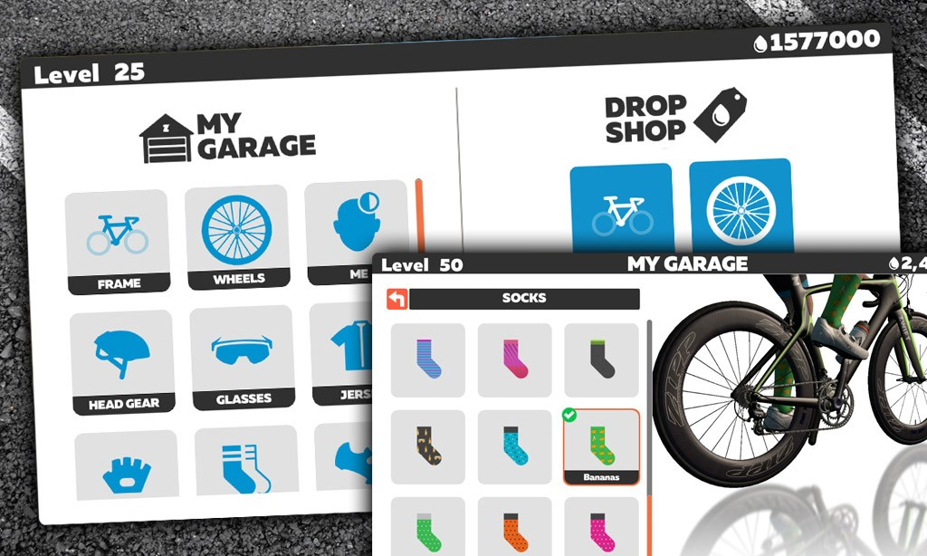 Zwift Ride Basics: XP Points, Levels and Unlocks