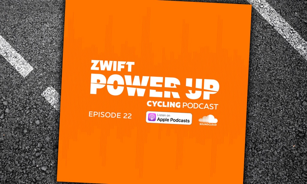 Introducing KISS Super League (Zwift Power Up Cycling Podcast #22)