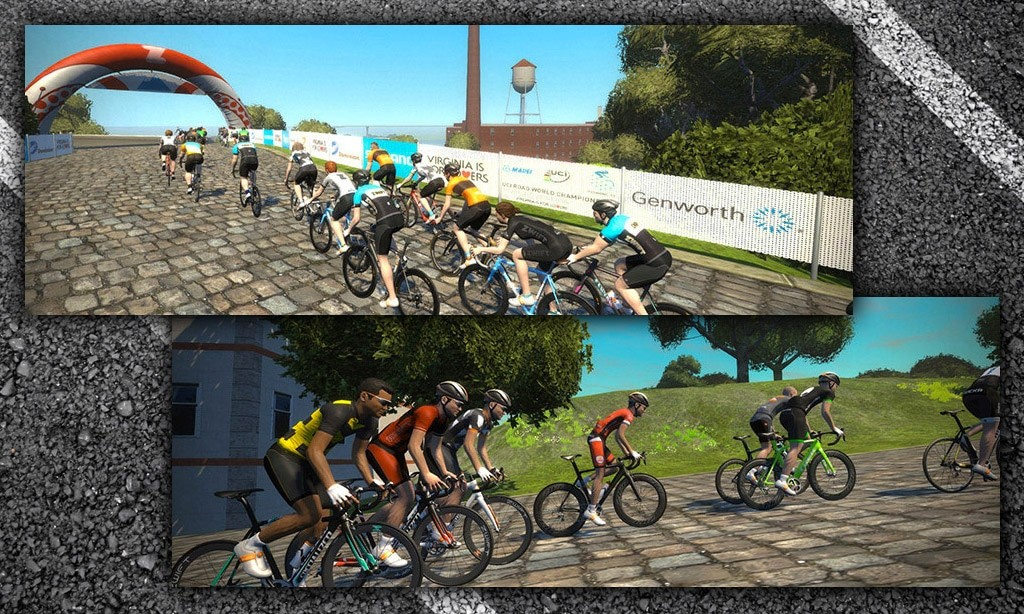 """Richmond """"Prefer Hilly Roads"""" Route Details"""