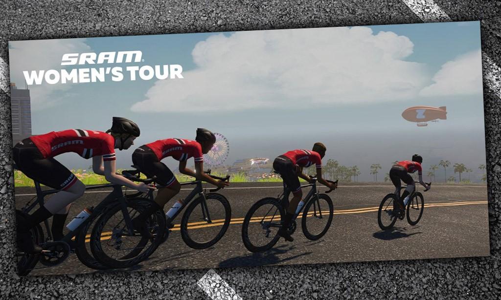 SRAM Women's Tour Announced
