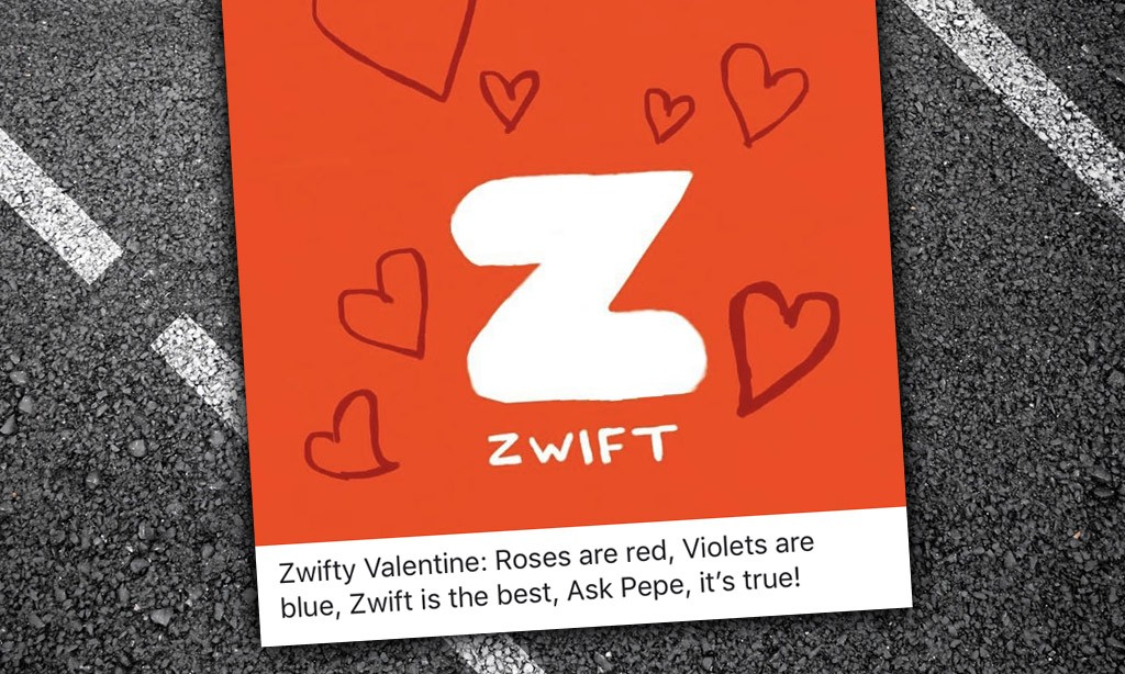 A Zwifty Valentine