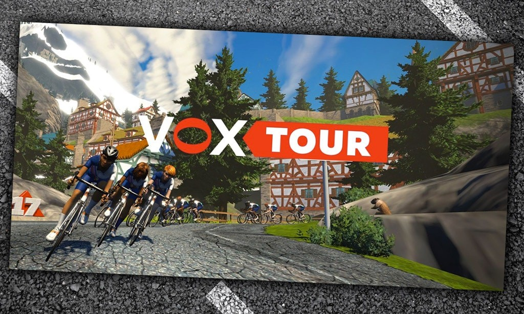 Women's 5-Stage VoxTour Announced