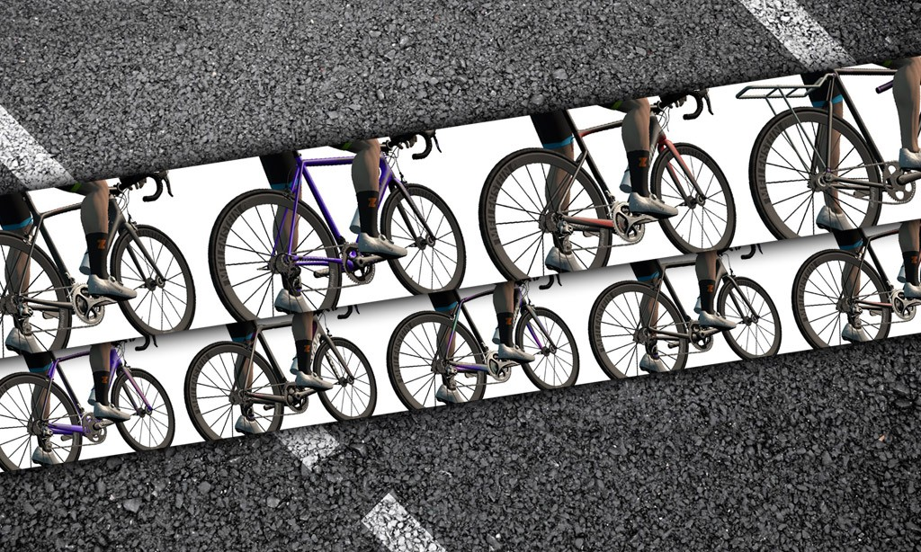 Speed Tests: Zwift's 8 Fastest* Bike Frames for Climbing