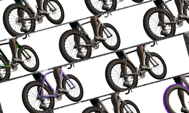 Speed Tests: Zwift's Fastest Bike Frames for Flat/Rolling Races