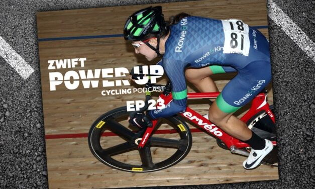 Zwift Power Up Cycling Podcast 23 – Track World Championships