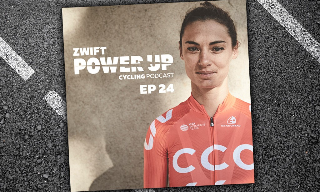 Power Up Training Camp (Zwift Power Up Cycling Podcast #24)