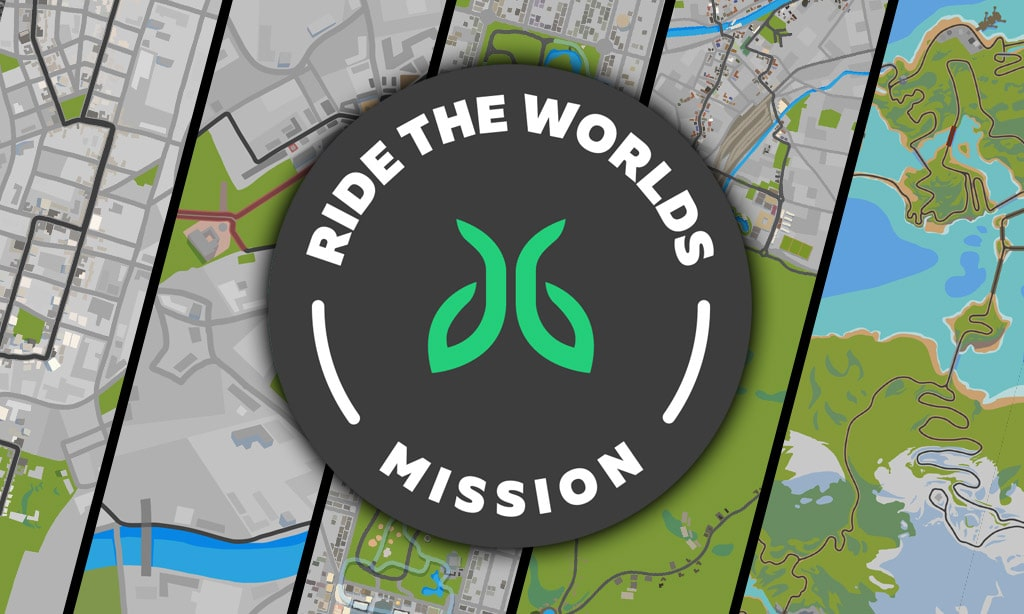 "Jaybird ""Ride the Worlds"" Mission for March"