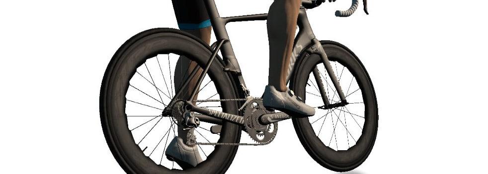 Speed Tests: Zwift's Fastest Bike Frames for Flat/Rolling