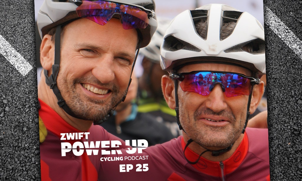 Cape Epic (Zwift Power Up Cycling Podcast #25)