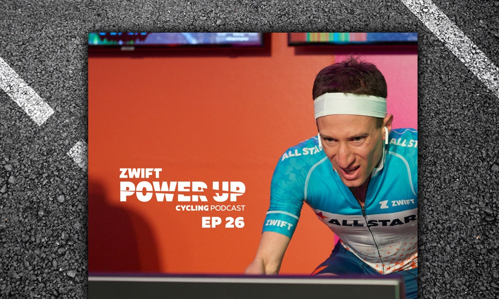 KISS Super League Wrap-Up (Zwift PowerUp Cycling Podcast #26)