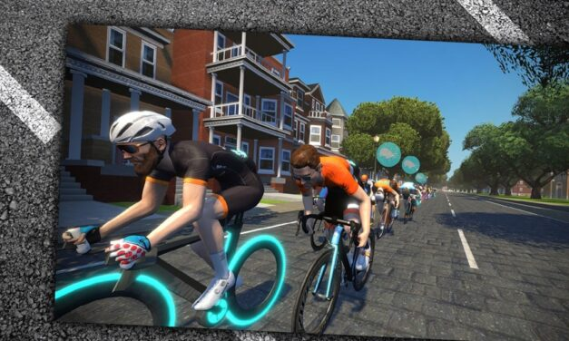 Racing on Zwift – Challenges and Opportunities for Riders