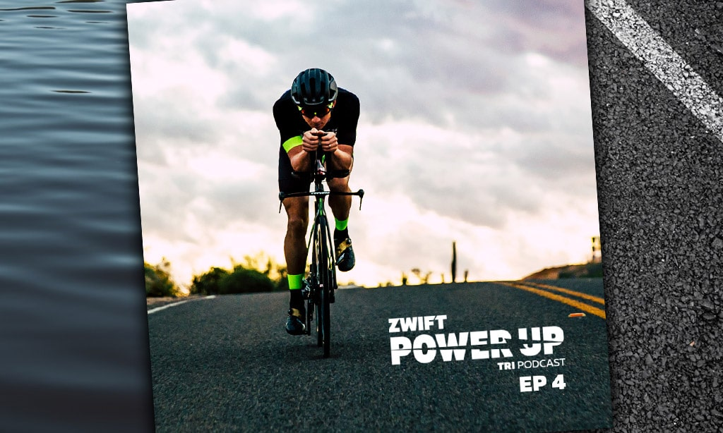 The Business Side of Being a Pro (Zwift Power Up Tri Podcast #4)