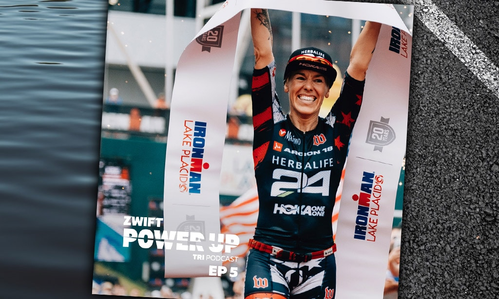 Balancing Life and Performance (Zwift Power Up Tri Podcast #5)