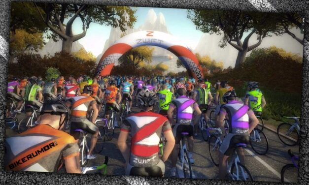 Four Years Ago Today on Zwift…