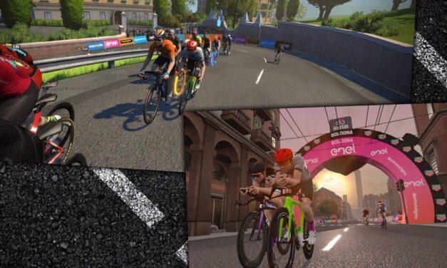"""Bologna """"Time Trial Lap"""" Route Details"""