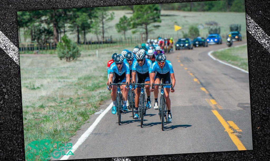 Open Pro: Elevate Conquers Tour of the Gila
