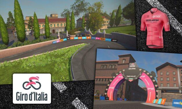Zwift Announces Giro d'Italia Bologna TT Course