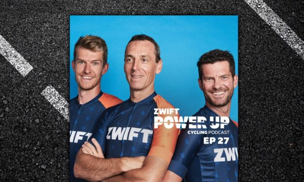 Spring Classics (Zwift Power Up Cycling Podcast #27)