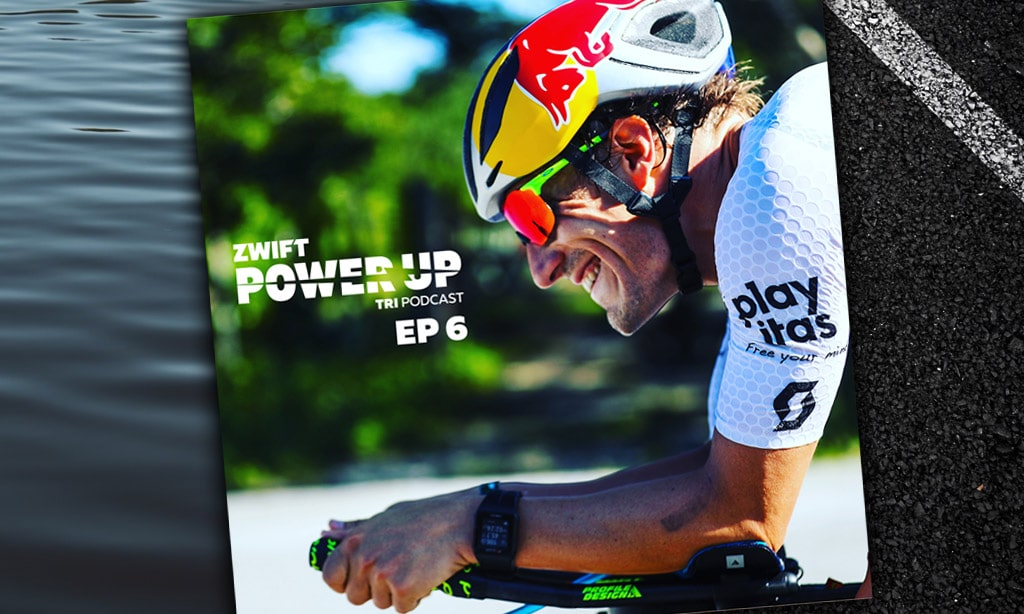 Sebastian Kienle on Staying Motivated (Zwift Power Up Tri Podcast #6)