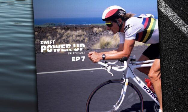 Mark Allen on Judging Performances Over the Years (Zwift Power Up Tri Podcast #7)