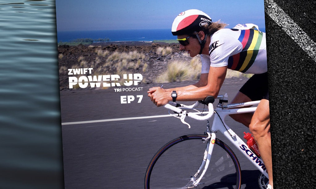 Mark Allen on Judging Performances Over the Years (Zwift PowerUp Tri Podcast #7)