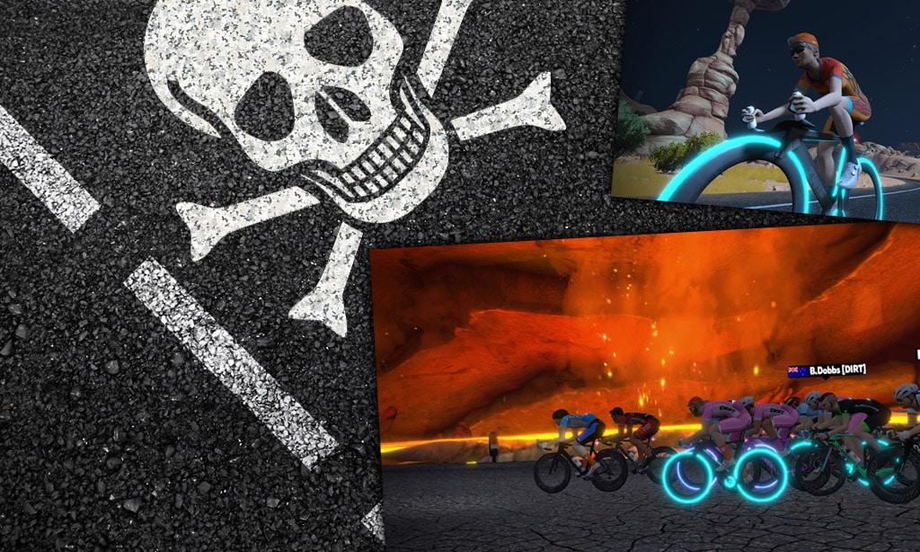 Rebel Routes: Watopia's Waistband