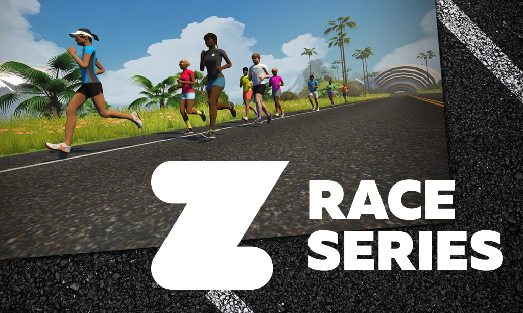 Zwift Race Series Announced for Runners