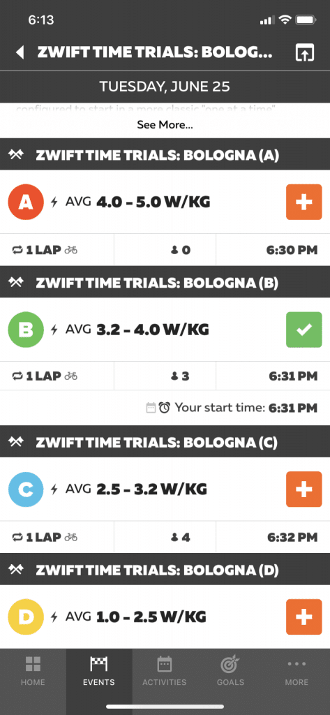 All About Zwift's New Time Trial Mode | Zwift Insider