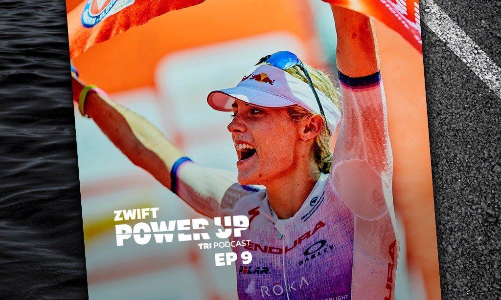 Lucy Charles-Barclay on Age and Performance (Zwift Power Up Tri Podcast #9)