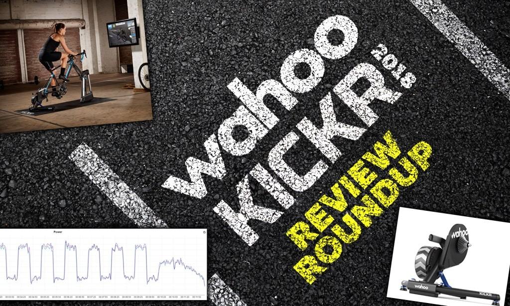 Wahoo Kickr 2018 Review Roundup