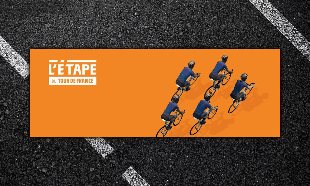 2019 Zwift L'Etape du Tour de France Announced