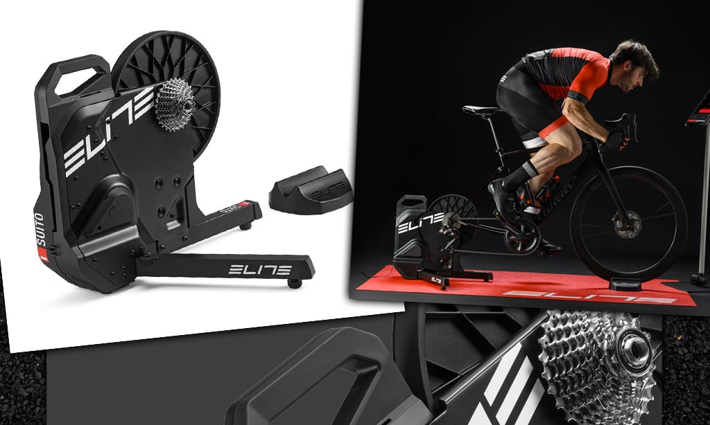 Elite Announces New Suito Compact Direct-Drive Smart Trainer