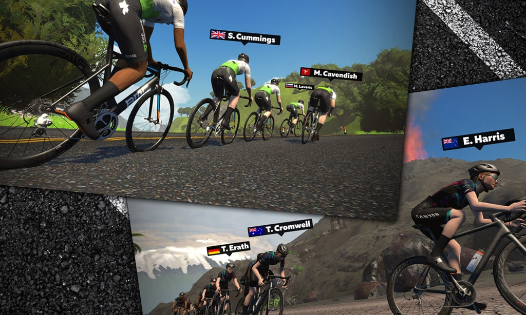 Enrollment Opens for Zwift Academy 2019