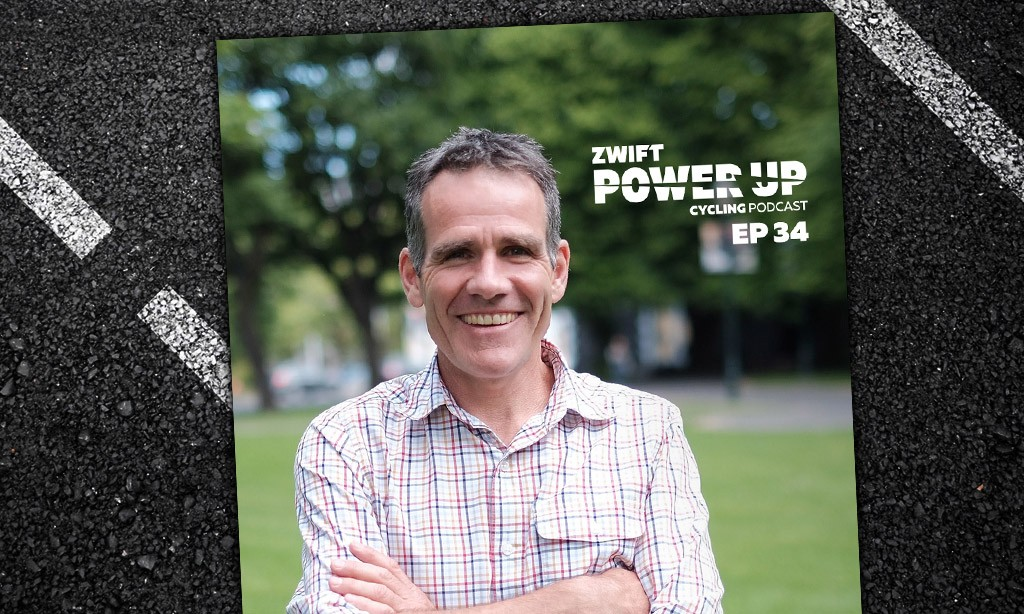 Professor Jim Cotter on Heat, Humidity, and You (Zwift Power Up Cycling Podcast #34)