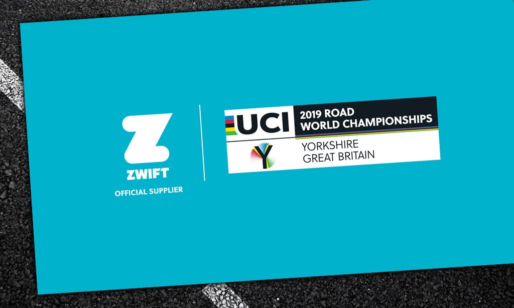 Zwift Announces 2019 Yorkshire UCI Road World Championship Course