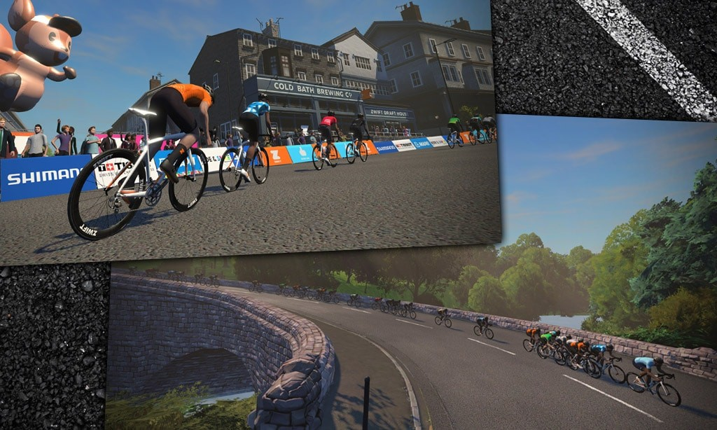 "Yorkshire ""2019 UCI Worlds Harrogate Circuit"" Route Details"